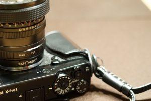 Fuji x-pro1 Systemkameras