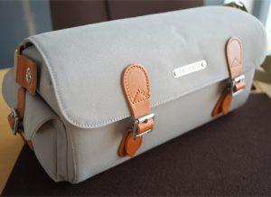 Brooks-Tasche für Ersatz-Objektive als Foto-Zubehör