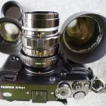 Canon EX Objektive an der Fuji X